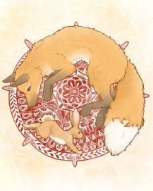 Overcoming Obstacles (Mandala Series)