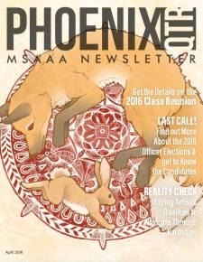 Finished Phoenix Quarterly Cover