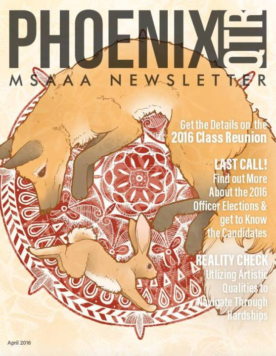 Finished Phoenix Quarterly Cover