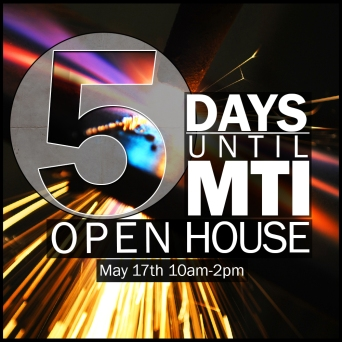 Upcoming Open House Graphic for Midwest Technical Institute