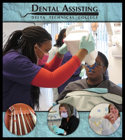 Dental Assisting Image for Delta Technical College