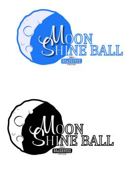 Moonshine Ball Logos