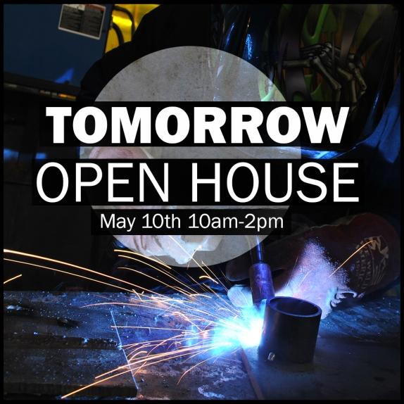 Tomorrow Open House Graphic for Midwest Technical Institute